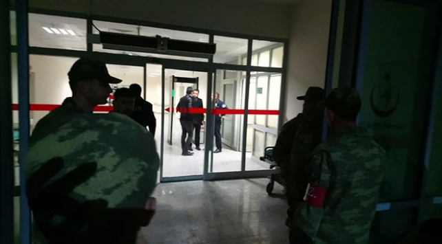 Ankarada askeri kışlada eğitim kazası: 5 yaralı