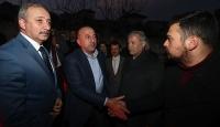 Dışişleri Bakanı Çavuşoğlu'ndan taziye ziyareti