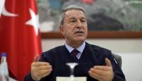 Bakan Akar: Yeri ve zamanı geldiğinde YPG tehdidine son verilecek
