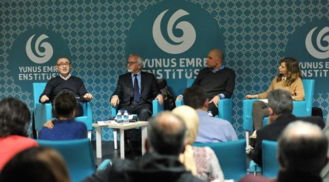 Almanya'da Geçmişten Bugüne Türkçe Dersleri paneli
