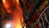 Bangladeş'te yangın: En az 69 ölü