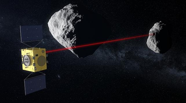 NASA ve Avrupa Uzay Ajansı Didymos asteroid sistemini keşfedecek