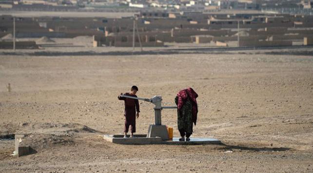 Afganistan'daki kuraklık ve çatışmalar göçü tetikliyor