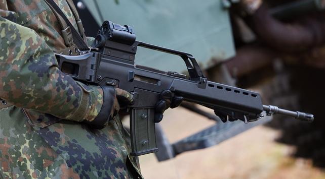 Alman silah şirketine 3,7 milyon euro ceza