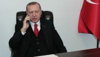 Cumhurbaşkanı Erdoğan tatbikata katılan birliklere seslendi