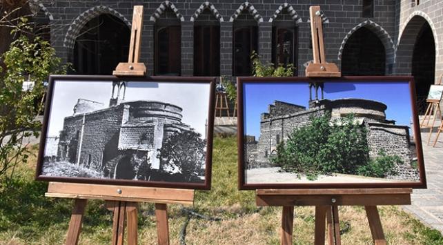 Diyarbakırın 100 yıl önceki ve şimdiki hali