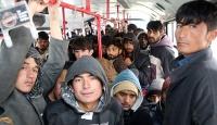 Edirne'de 219 düzensiz göçmen yakalandı