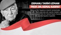Osmanlı Tarihi Uzmanı Prof. Dr. Kemal Karpat