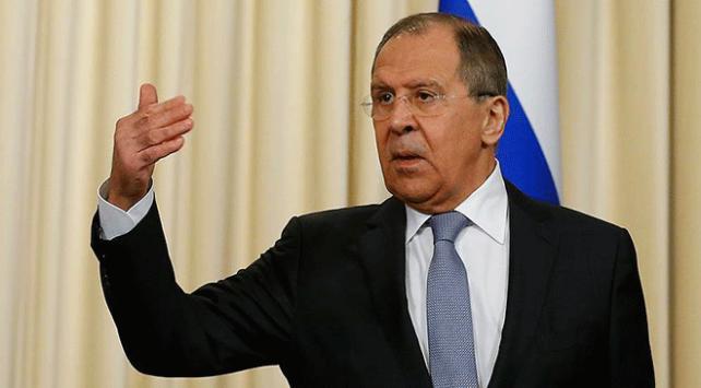 Rusya Dışişleri Bakanı Lavrov: ABDnin politikası Avrupanın güvenliğini rehin aldı