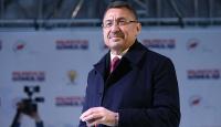 Cumhurbaşkanı Yardımcısı Oktay: Cumhur İttifakı'na halel getirmeyin