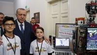 Savunma sanayi ürünleri gençlere ilham veriyor