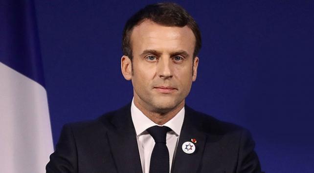 Macronun belediye binalarındaki portreleri çalındı