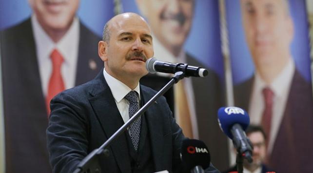 Bakan Soylu: Terörün Türkiyenin gündemini meşgul etme dönemi sona erdi