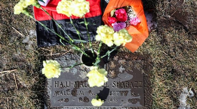 Malcolm X vefatının 54. yılında New Yorkta anıldı