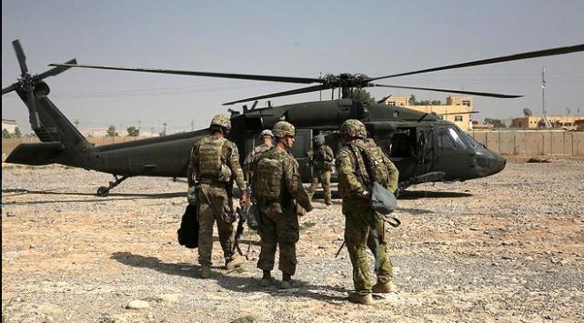 ABDnin 200 askeri bir süre daha Suriyede kalacak