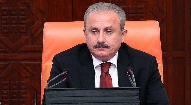 AK Parti'nin Meclis Başkan Adayı Mustafa Şentop