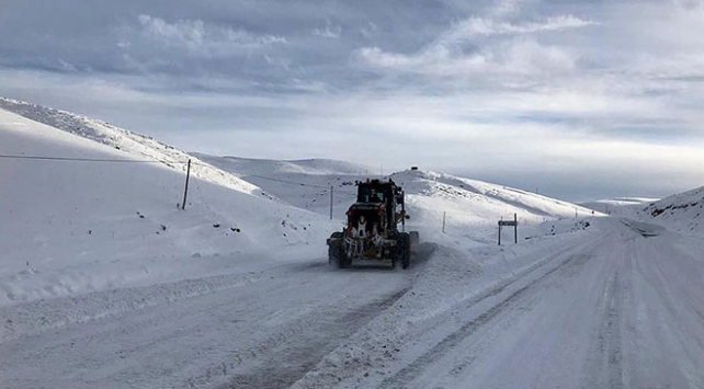 Doğu Anadoluda buzlanma ve çığ uyarısı