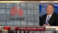 Pompeo: Huawei'yi kullanan hiçbir ülkeyle ortak olmayacağız