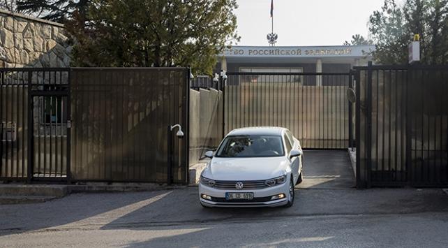 Rusya'nın Ankara Büyükelçiliği'nde 'Afganistan' zirvesi