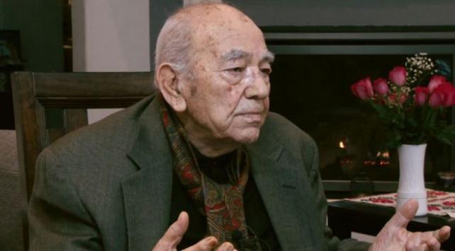 Kemal Karpat vefatından önce hikayesini TRT'ye anlattı