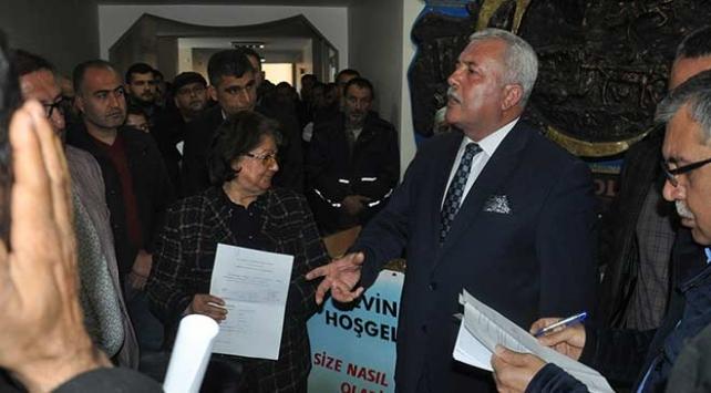 İhracı istenen MHPli Toksoy istifa etti