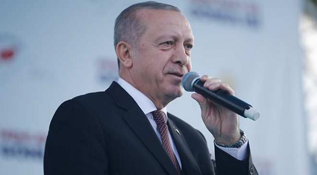 Cumhurbaşkanı Erdoğan: Fethiyeye bin kişilik yüksek öğrenim yurdu kazandırıyoruz