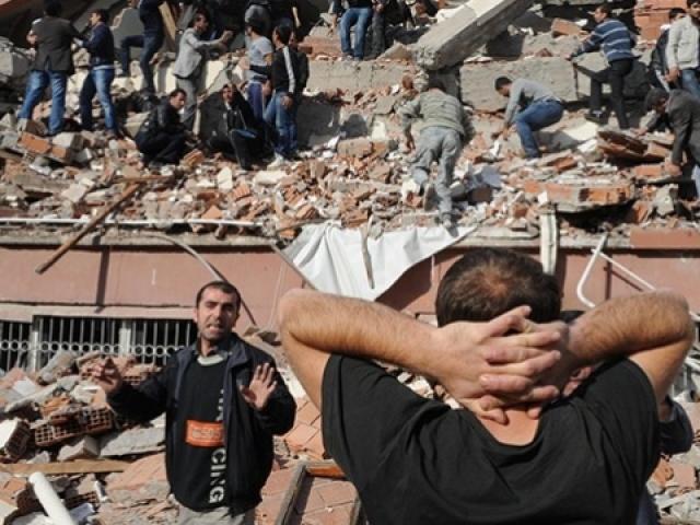Türkiye'de geçen yıl 15 bin 352 deprem gerçekleşti