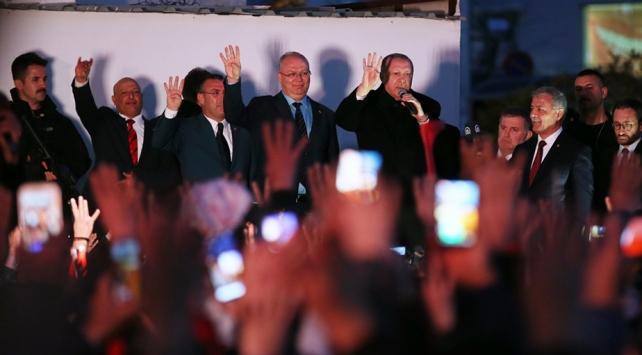 Cumhurbaşkanı Erdoğandan Bodruma sürpriz ziyaret