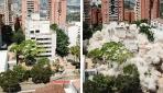 Pablo Escobarın evi yıkıldı