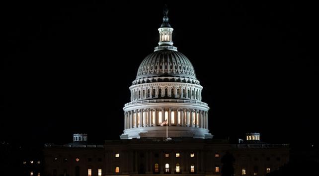 """ABD Kongresinde Trumpın """"ulusal acil durum"""" kararına karşı oylama"""