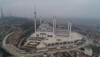 Çamlıca Camii 7 Mart'ta ibadete açılacak