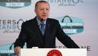 Cumhurbaşkanı Erdoğan: Tersane İstanbul, İstanbul'umuzun marka değerini artıracak