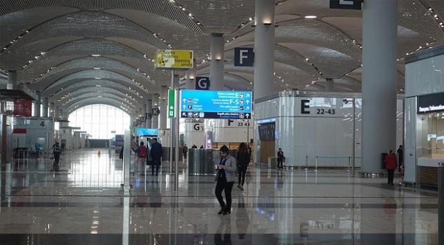 İstanbul Havalimanında ilk aşamada 16 bin istihdam