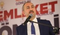 Bakan Gül: Terörle mücadele ederken vatandaşımızın hukukunu da koruyacağız