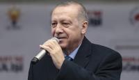 Cumhurbaşkanı Erdoğan: Gelin Münbiç'i sahiplerine teslim edelim