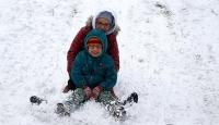 Çanakkale ve Kırklareli'nde okullara kar tatili