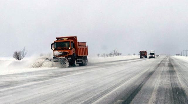 Doğu'da 4 il için buzlanma ve çığ uyarısı