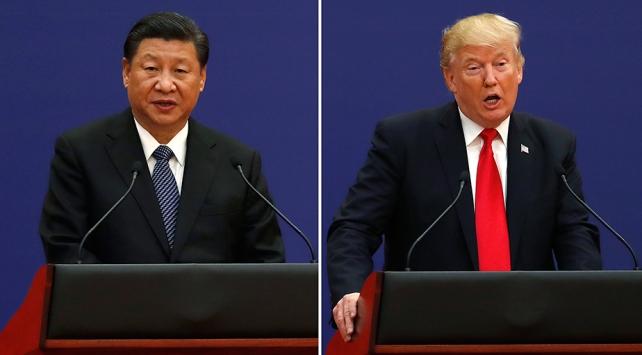 Trump, Çin ile olan ticaret savaşında ateşkesi uzattı