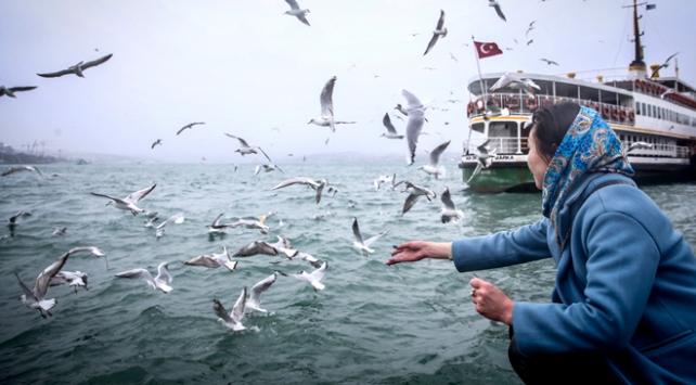 İstanbulda sıcaklık mevsim normallerinin üzerine çıkacak