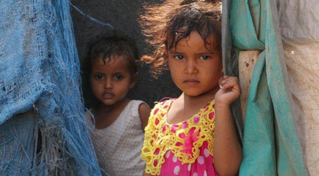 UNICEF: Yemende 1,2 milyon çocuk çatışma bölgelerinde yaşıyor