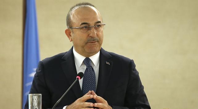 Bakan Çavuşoğlu: Uygur Türklerine yönelik hak ihlaline ilişkin bulgular endişe verici