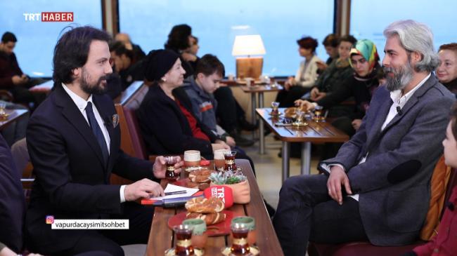 Vapurda Çay Simit Sohbet 111. Bölüm - Yusuf Gökhan Atalay