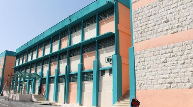 TİKA Ürdündeki UNRWA okulunu yenileme çalışmalarını tamamladı