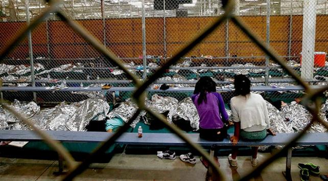 ABDde gözaltında tutulan binlerce çocuğa cinsel taciz iddiası