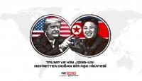 Trump ve Kim Jong-Un: Nefretten doğan bir aşk hikayesi