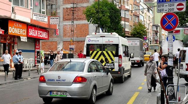 İstanbul Şirinevlerde trafiği rahatlatacak yeni düzenleme