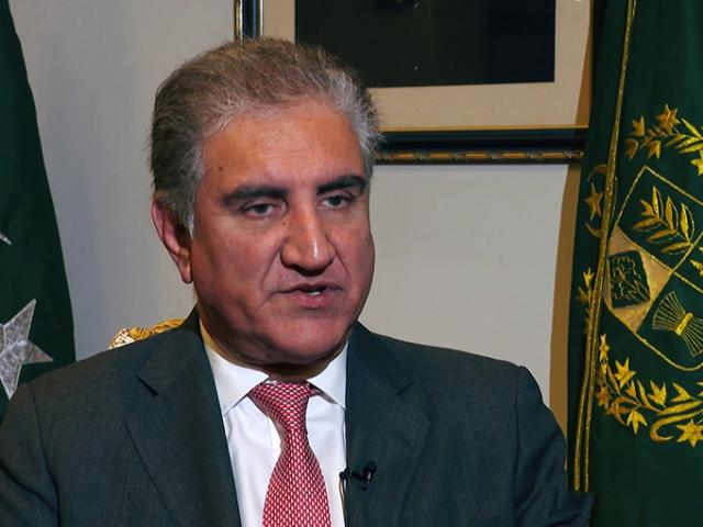 Pakistan Dışişleri Bakanı TRT Worlde konuştu