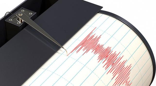 Endonezyada 5,6 büyüklüğünde deprem