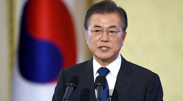 Moon: ABD ve Kuzey Kore ile iş birliği içinde olacağız