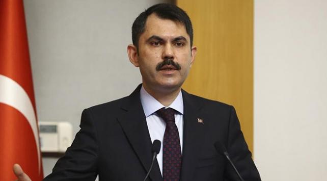 Çevre ve Şehircilik Bakanı Kurum: Kentsel dönüşüm sürecini hızlandıracağız